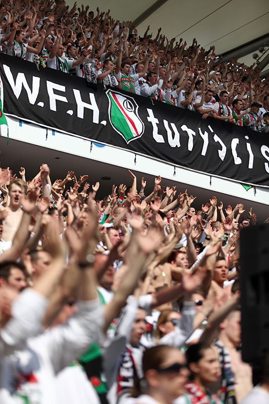 Legia Warszawa 0-1 Lech Poznań - fot. Piotr Galas (zdjęcie 40 z 103)