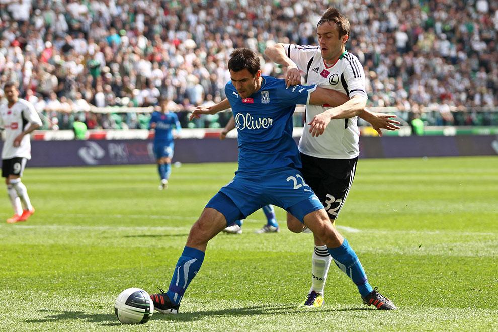 Legia Warszawa 0-1 Lech Poznań - fot. Piotr Galas (zdjęcie 41 z 103)