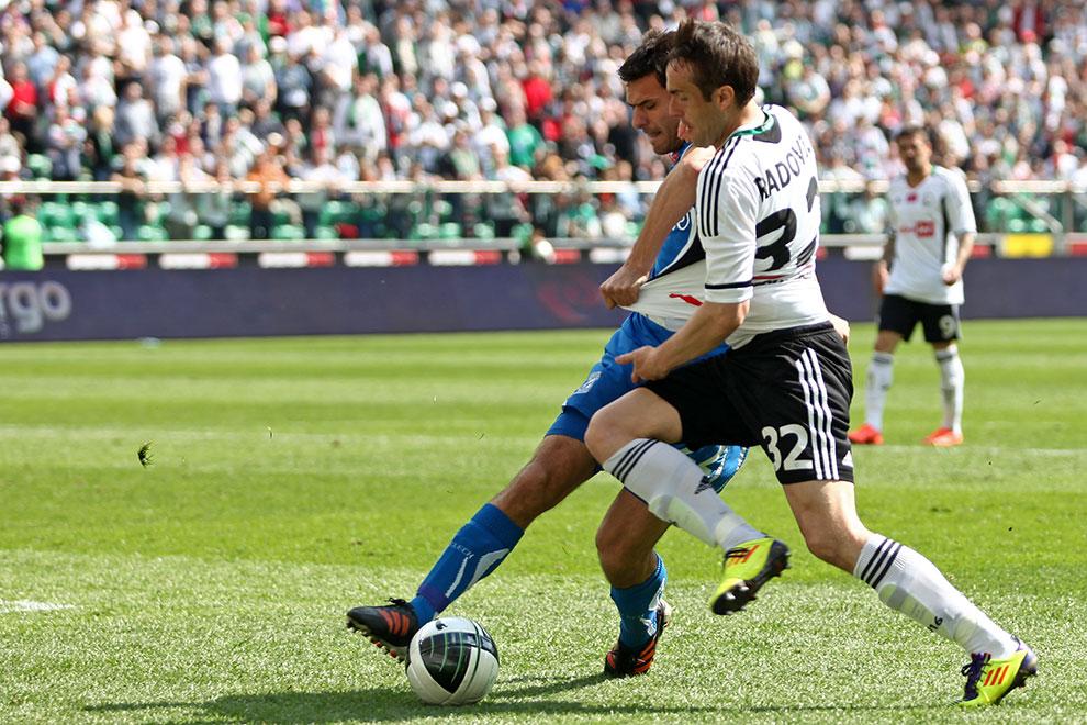 Legia Warszawa 0-1 Lech Poznań - fot. Piotr Galas (zdjęcie 42 z 103)