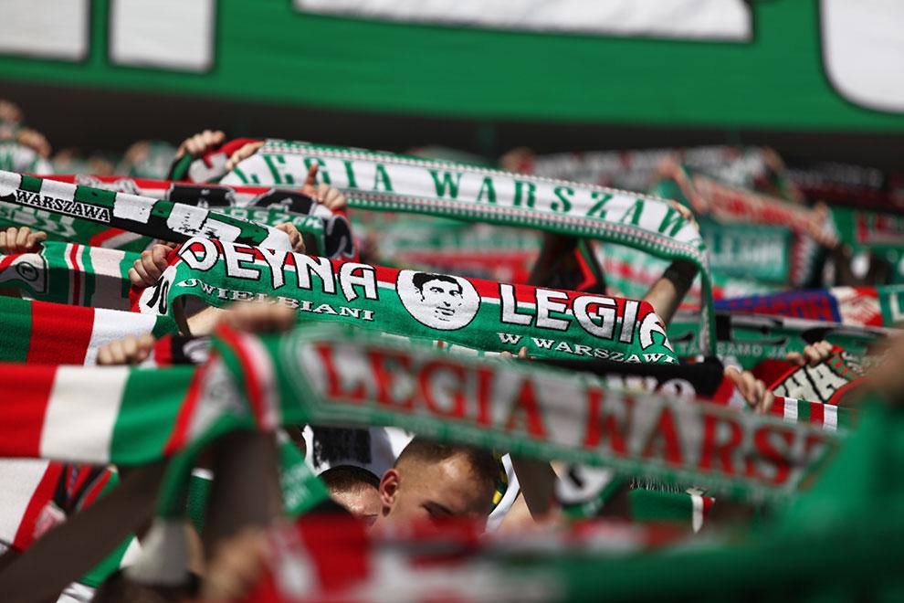 Legia Warszawa 0-1 Lech Poznań - fot. Piotr Galas (zdjęcie 43 z 103)