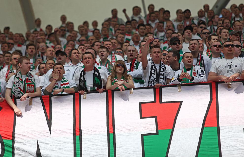 Legia Warszawa 0-1 Lech Poznań - fot. Piotr Galas (zdjęcie 45 z 103)