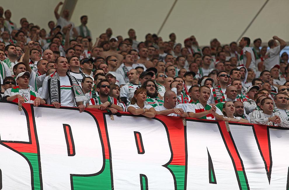 Legia Warszawa 0-1 Lech Poznań - fot. Piotr Galas (zdjęcie 46 z 103)