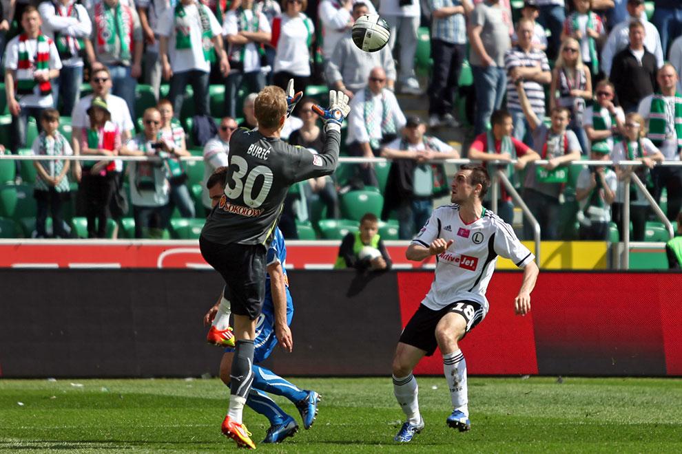 Legia Warszawa 0-1 Lech Poznań - fot. Piotr Galas (zdjęcie 47 z 103)