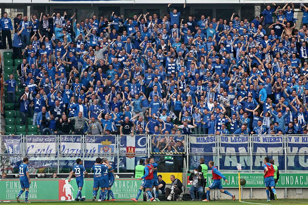 Legia Warszawa 0-1 Lech Poznań - fot. Piotr Galas (zdjęcie 49 z 103)