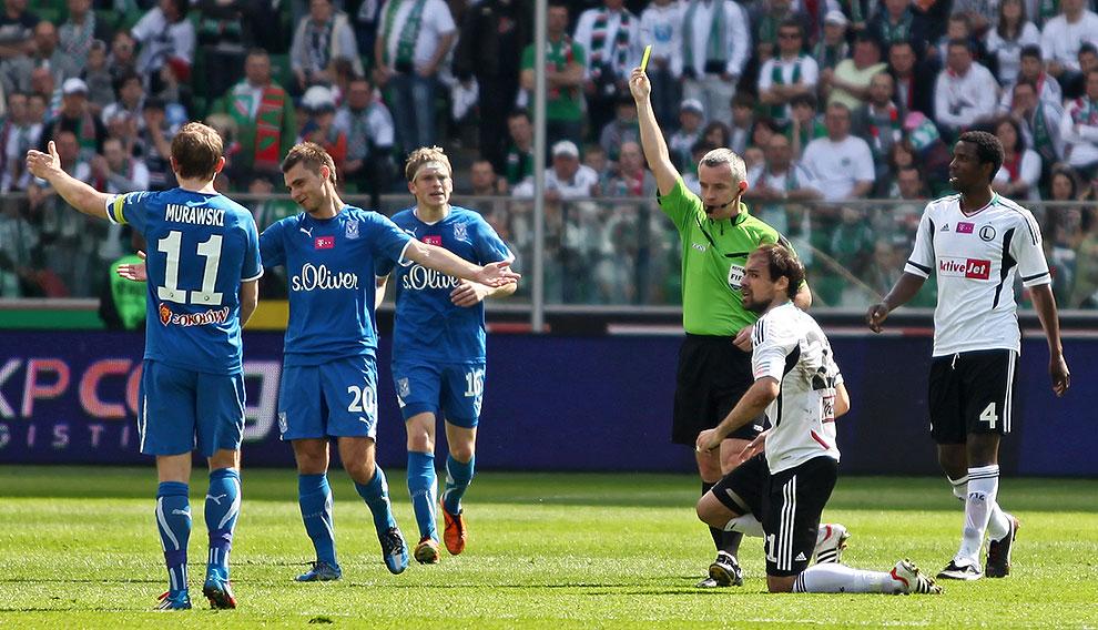Legia Warszawa 0-1 Lech Poznań - fot. Piotr Galas (zdjęcie 51 z 103)