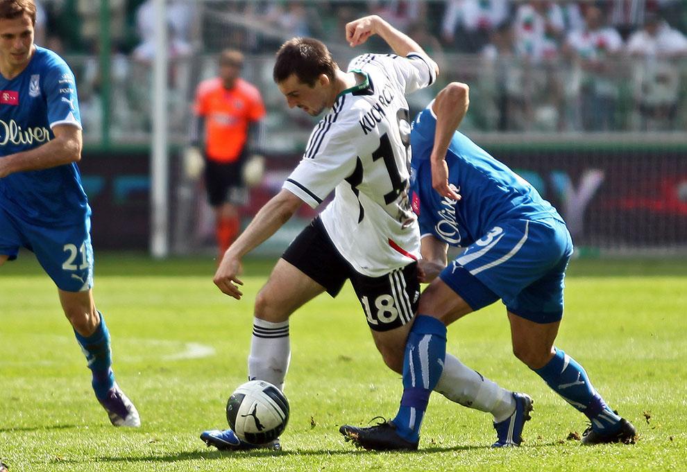 Legia Warszawa 0-1 Lech Poznań - fot. Piotr Galas (zdjęcie 53 z 103)