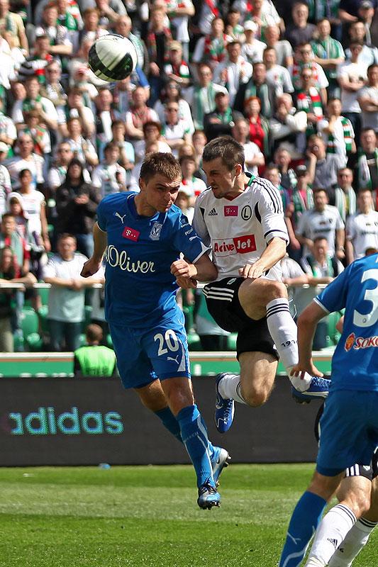 Legia Warszawa 0-1 Lech Poznań - fot. Piotr Galas (zdjęcie 55 z 103)