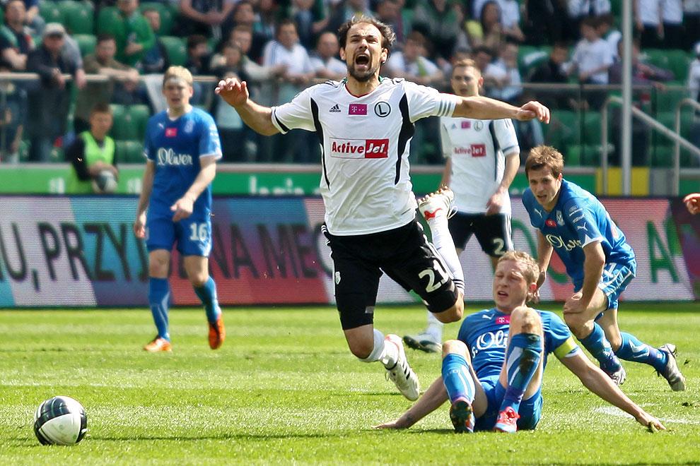 Legia Warszawa 0-1 Lech Poznań - fot. Piotr Galas (zdjęcie 58 z 103)