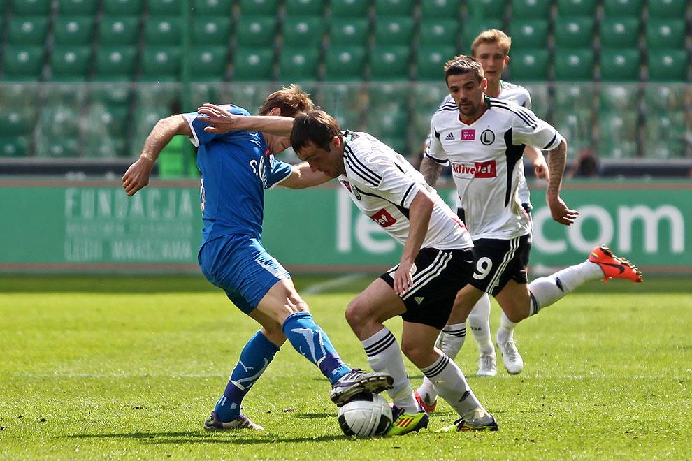 Legia Warszawa 0-1 Lech Poznań - fot. Piotr Galas (zdjęcie 59 z 103)
