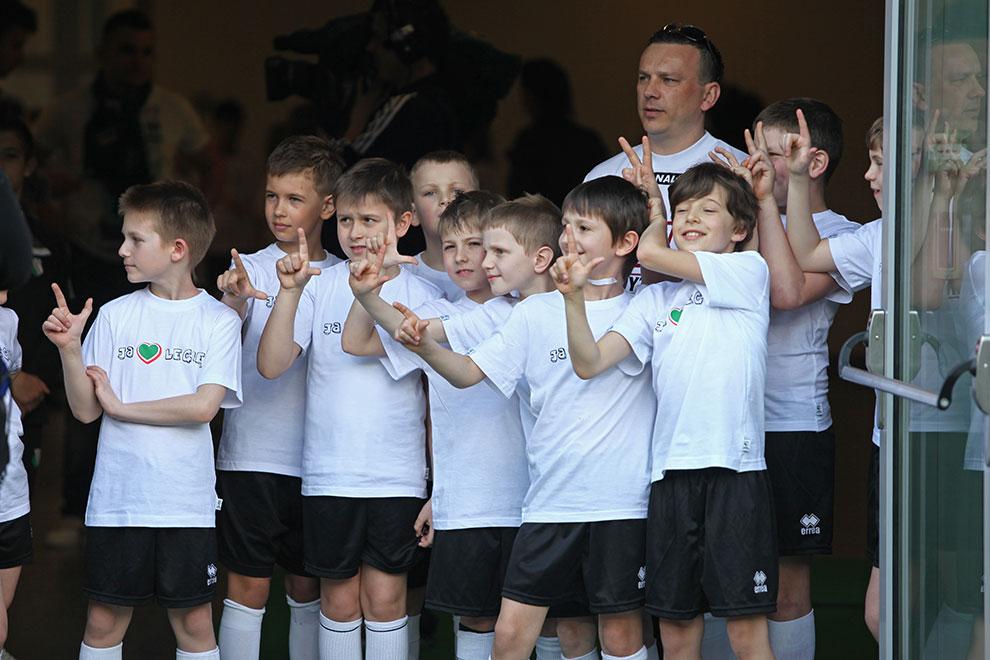 Legia Warszawa 0-1 Lech Poznań - fot. Piotr Galas (zdjęcie 6 z 103)