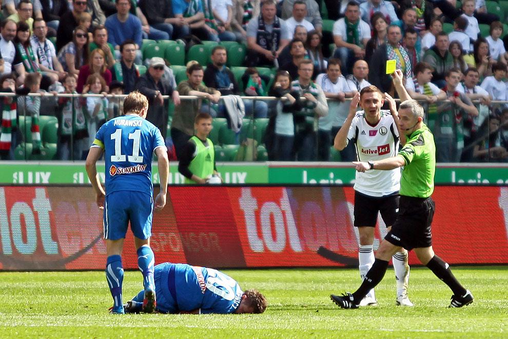Legia Warszawa 0-1 Lech Poznań - fot. Piotr Galas (zdjęcie 60 z 103)