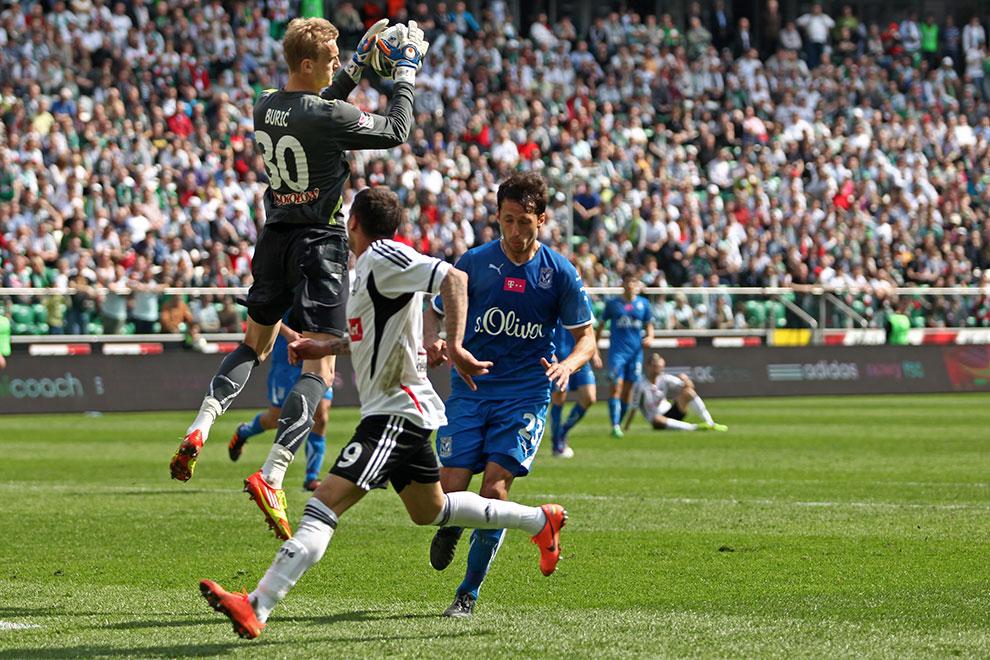 Legia Warszawa 0-1 Lech Poznań - fot. Piotr Galas (zdjęcie 62 z 103)