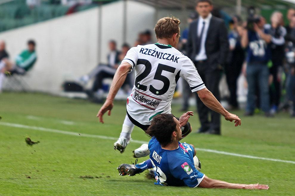 Legia Warszawa 0-1 Lech Poznań - fot. Piotr Galas (zdjęcie 63 z 103)