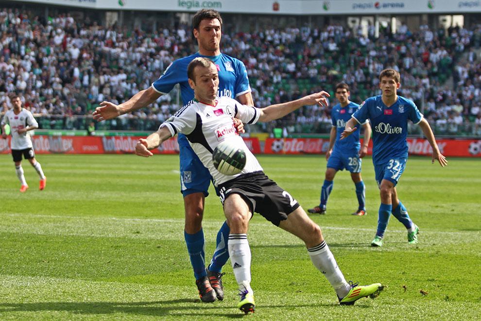 Legia Warszawa 0-1 Lech Poznań - fot. Piotr Galas (zdjęcie 64 z 103)