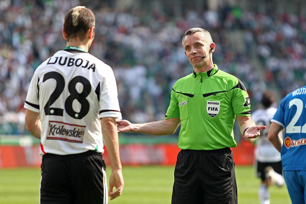 Legia Warszawa 0-1 Lech Poznań - fot. Piotr Galas (zdjęcie 65 z 103)