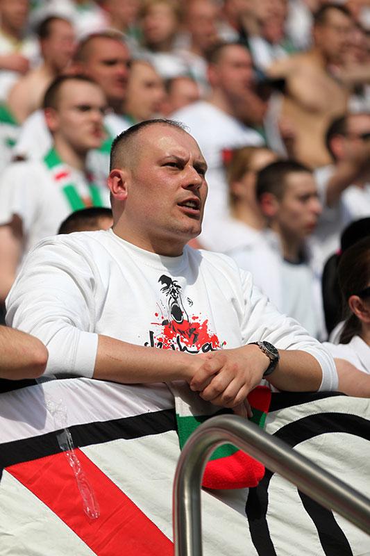 Legia Warszawa 0-1 Lech Poznań - fot. Piotr Galas (zdjęcie 66 z 103)