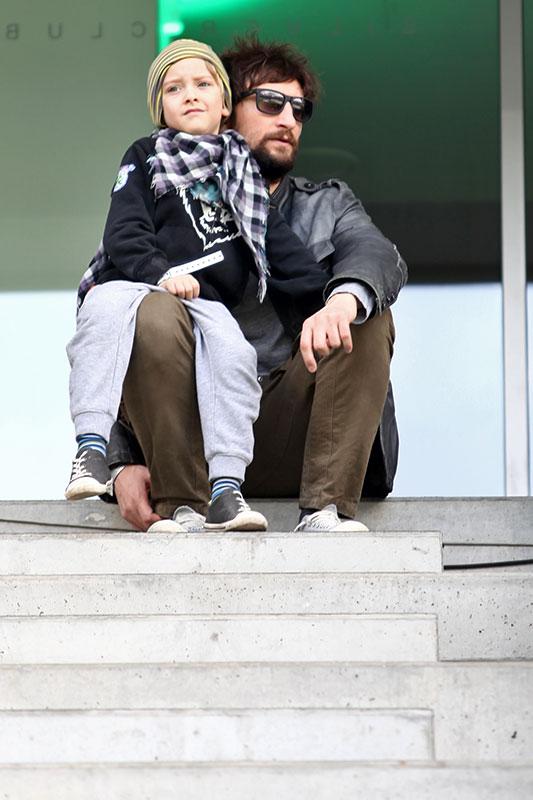 Legia Warszawa 0-1 Lech Poznań - fot. Piotr Galas (zdjęcie 69 z 103)
