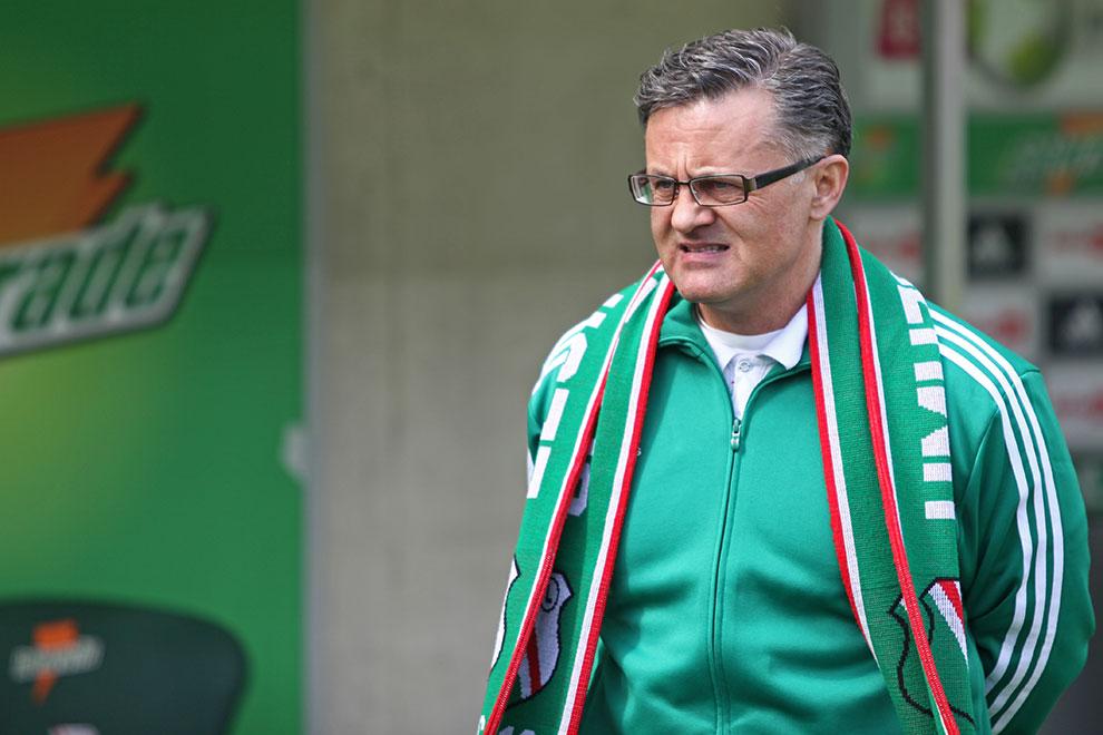 Legia Warszawa 0-1 Lech Poznań - fot. Piotr Galas (zdjęcie 7 z 103)