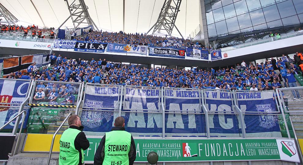 Legia Warszawa 0-1 Lech Poznań - fot. Piotr Galas (zdjęcie 71 z 103)