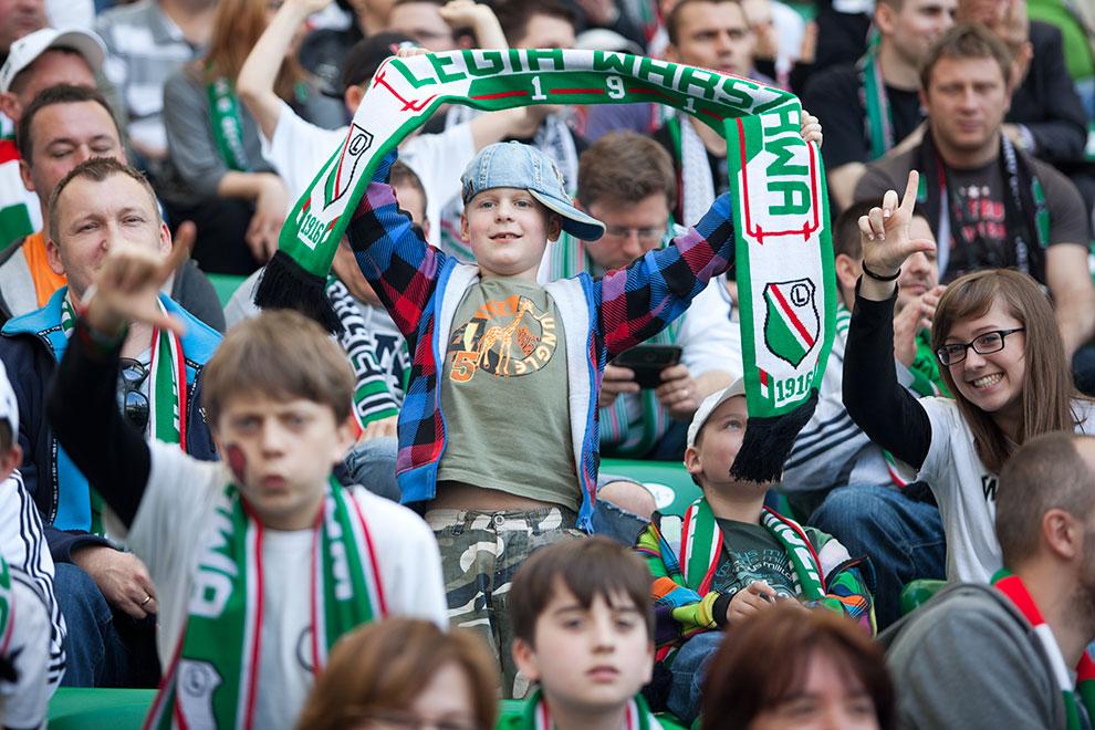 Legia Warszawa 0-1 Lech Poznań - fot. Piotr Galas (zdjęcie 73 z 103)