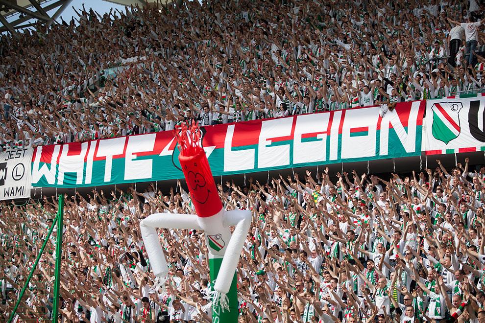 Legia Warszawa 0-1 Lech Poznań - fot. Piotr Galas (zdjęcie 74 z 103)
