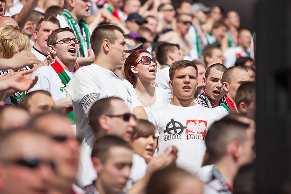 Legia Warszawa 0-1 Lech Poznań - fot. Piotr Galas (zdjęcie 75 z 103)