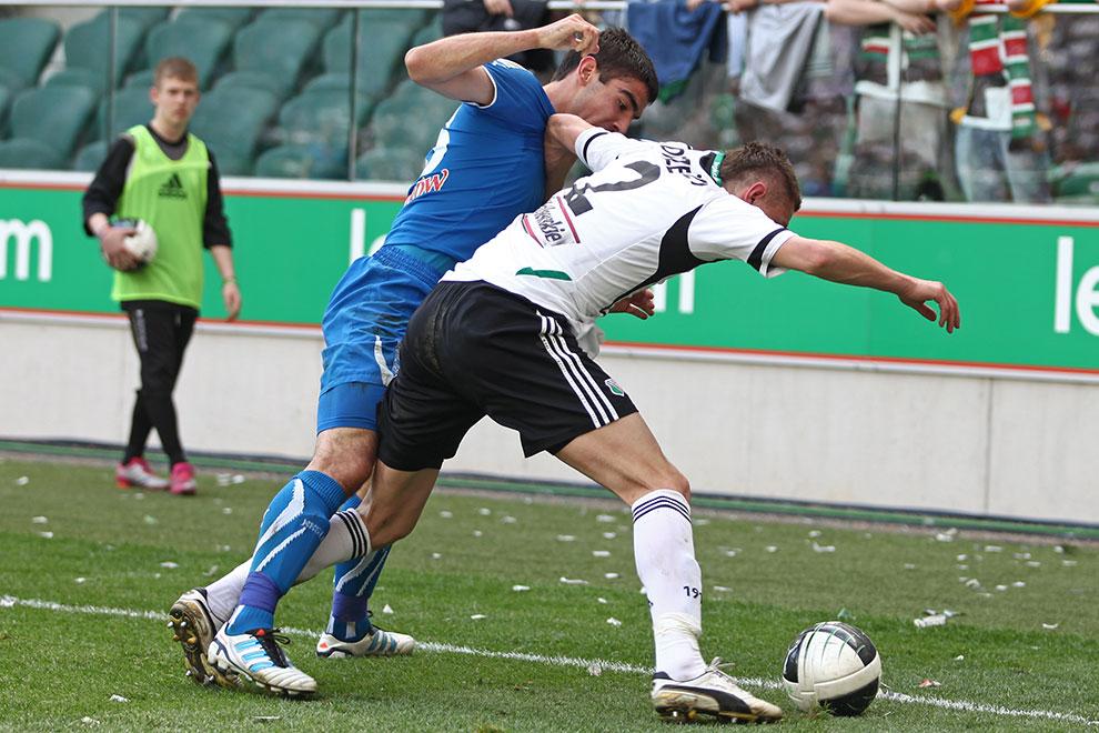 Legia Warszawa 0-1 Lech Poznań - fot. Piotr Galas (zdjęcie 78 z 103)