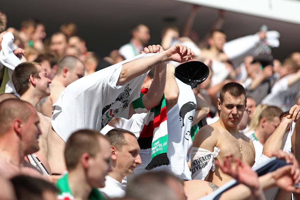 Legia Warszawa 0-1 Lech Poznań - fot. Piotr Galas (zdjęcie 81 z 103)