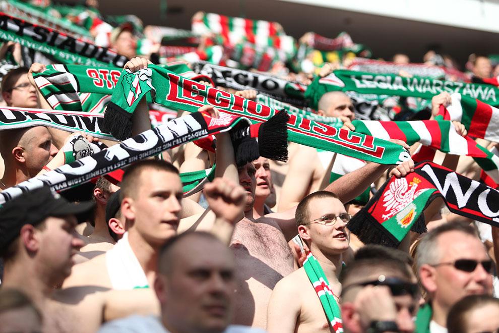 Legia Warszawa 0-1 Lech Poznań - fot. Piotr Galas (zdjęcie 83 z 103)