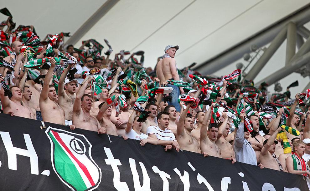 Legia Warszawa 0-1 Lech Poznań - fot. Piotr Galas (zdjęcie 84 z 103)