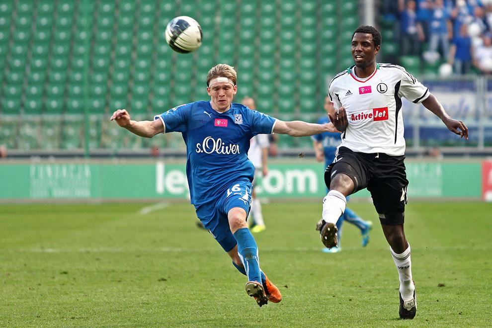Legia Warszawa 0-1 Lech Poznań - fot. Piotr Galas (zdjęcie 88 z 103)