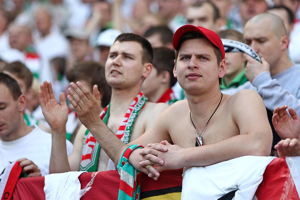 Legia Warszawa 0-1 Lech Poznań - fot. Piotr Galas (zdjęcie 91 z 103)