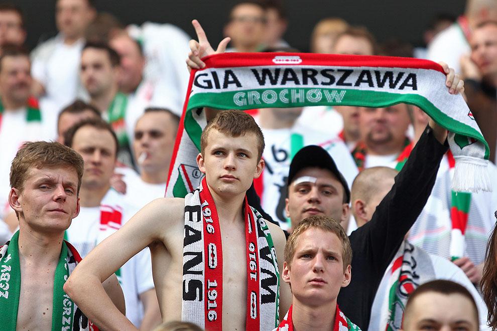 Legia Warszawa 0-1 Lech Poznań - fot. Piotr Galas (zdjęcie 95 z 103)