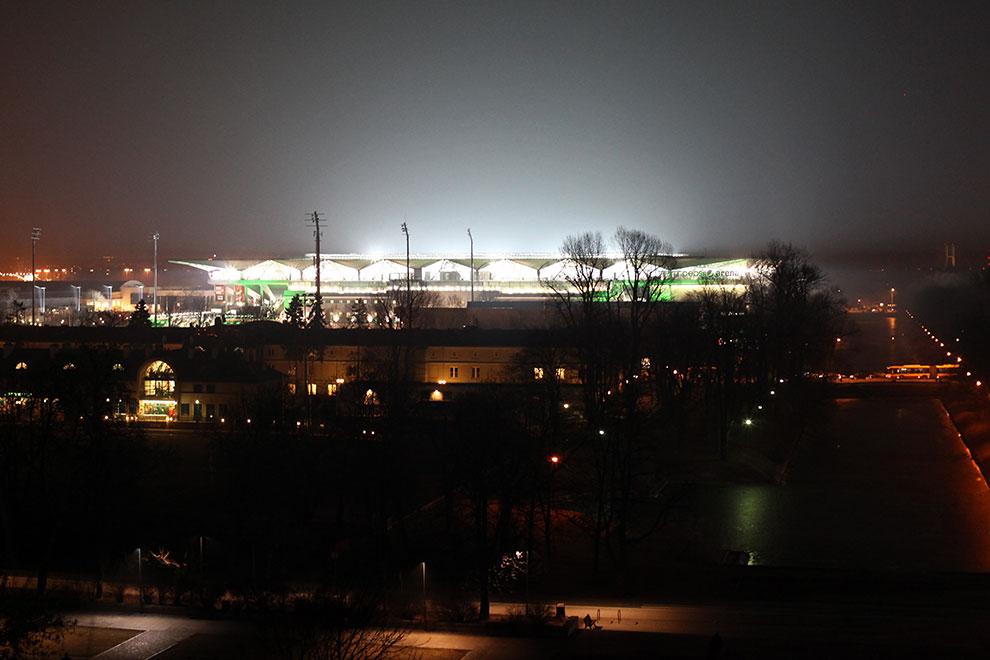 Legia Warszawa 0-0 Polonia Warszawa - fot. Piotr Galas (zdjęcie 1 z 64)
