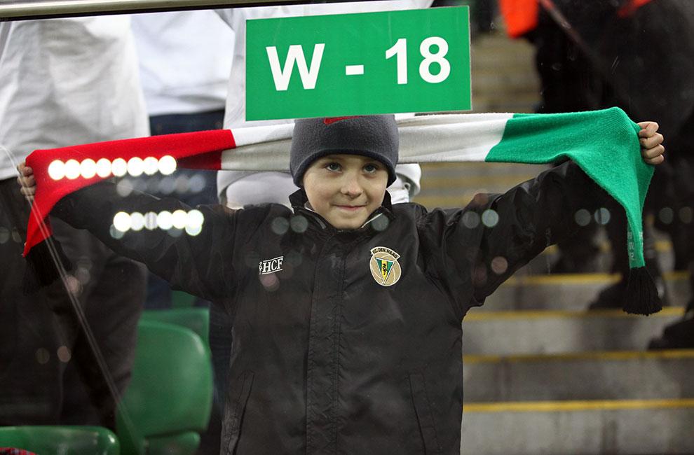 Legia Warszawa 0-0 Polonia Warszawa - fot. Piotr Galas (zdjęcie 11 z 64)