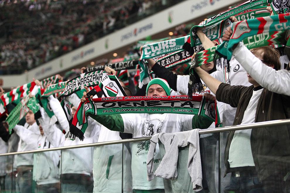 Legia Warszawa 0-0 Polonia Warszawa - fot. Piotr Galas (zdjęcie 12 z 64)