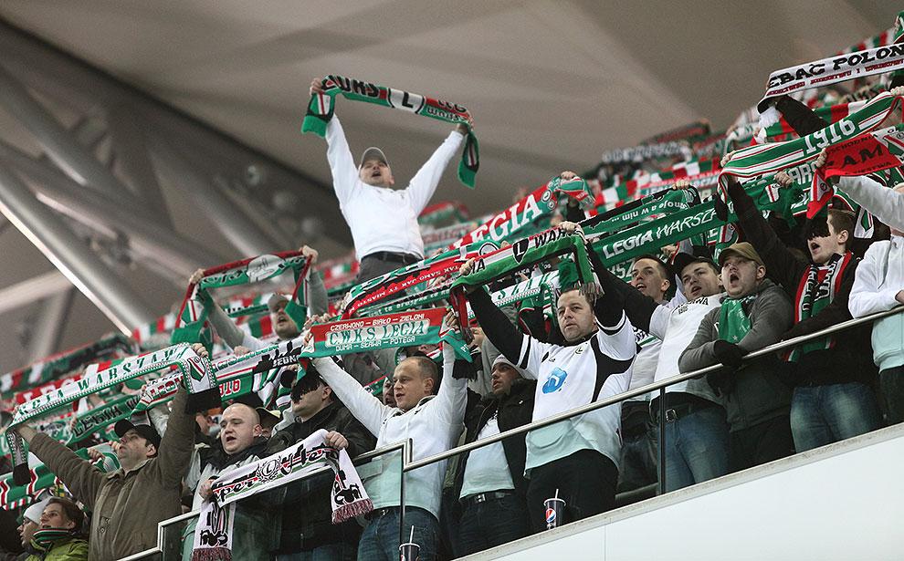 Legia Warszawa 0-0 Polonia Warszawa - fot. Piotr Galas (zdjęcie 13 z 64)