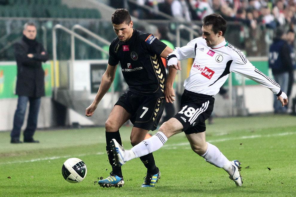 Legia Warszawa 0-0 Polonia Warszawa - fot. Piotr Galas (zdjęcie 19 z 64)