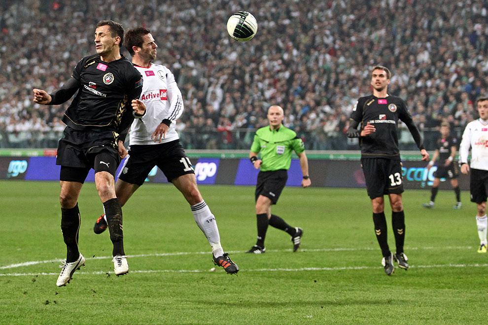 Legia Warszawa 0-0 Polonia Warszawa - fot. Piotr Galas (zdjęcie 23 z 64)