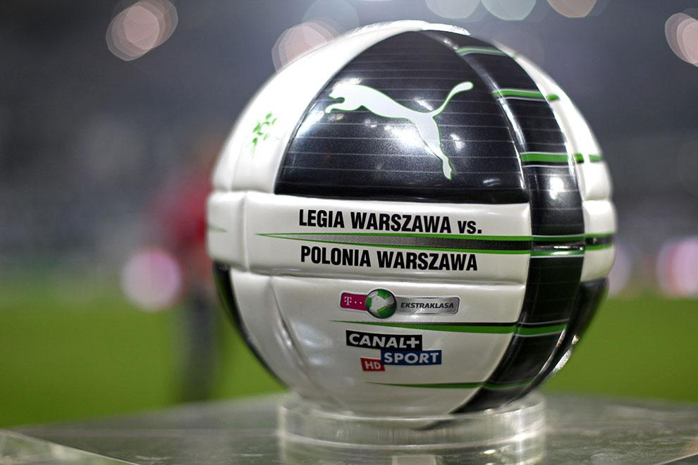 Legia Warszawa 0-0 Polonia Warszawa - fot. Piotr Galas (zdjęcie 3 z 64)