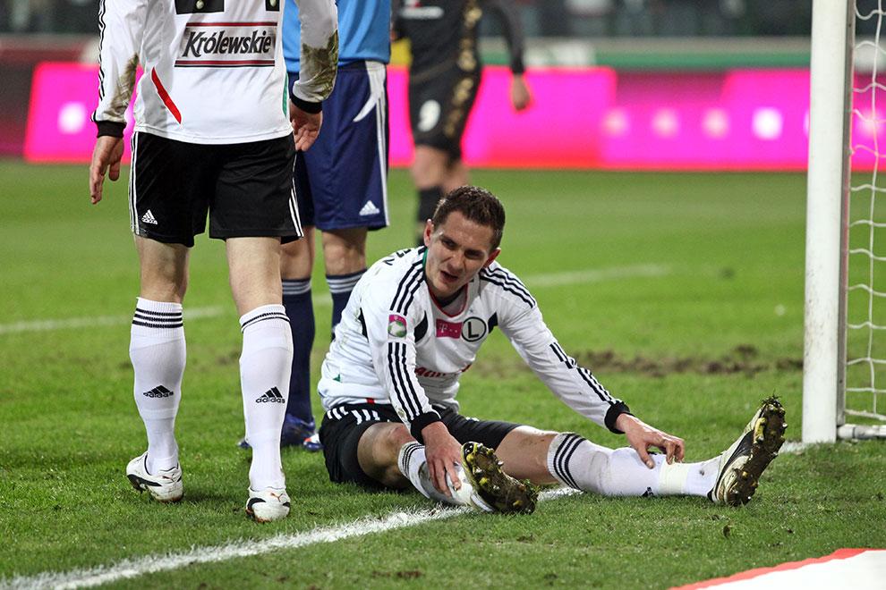 Legia Warszawa 0-0 Polonia Warszawa - fot. Piotr Galas (zdjęcie 30 z 64)