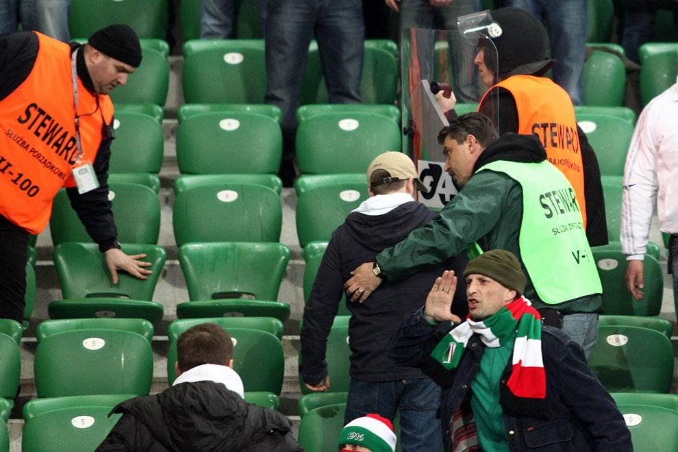 Legia Warszawa 0-0 Polonia Warszawa - fot. Piotr Galas (zdjęcie 34 z 64)