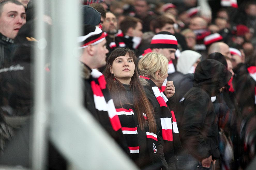 Legia Warszawa 0-0 Polonia Warszawa - fot. Piotr Galas (zdjęcie 36 z 64)