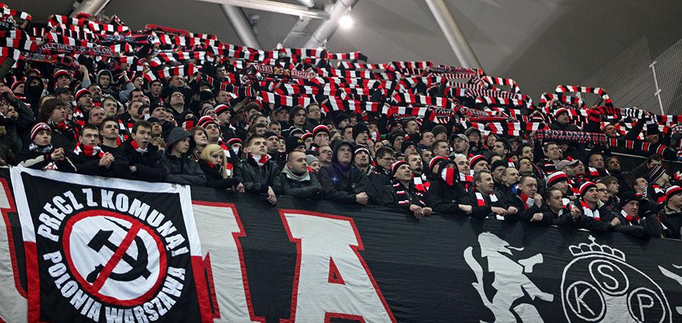 Legia Warszawa 0-0 Polonia Warszawa - fot. Piotr Galas (zdjęcie 38 z 64)