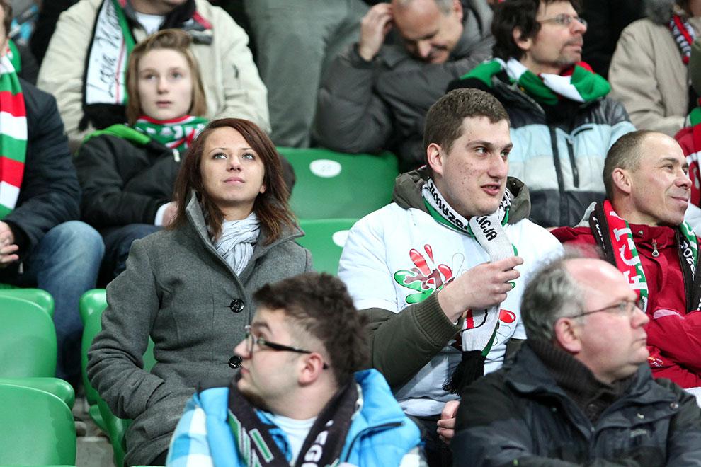 Legia Warszawa 0-0 Polonia Warszawa - fot. Piotr Galas (zdjęcie 39 z 64)