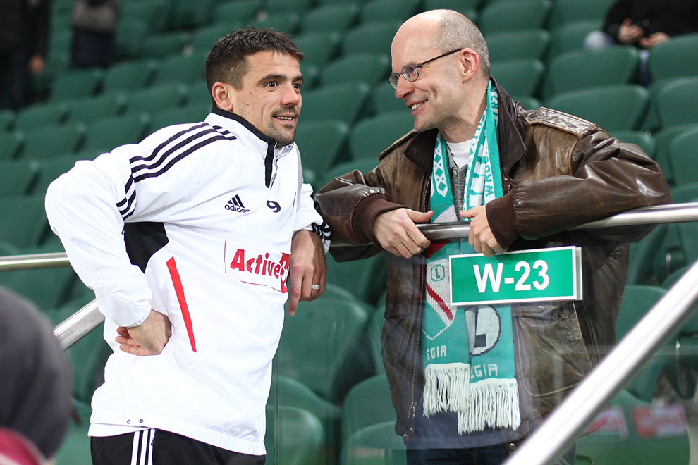 Legia Warszawa 0-0 Polonia Warszawa - fot. Piotr Galas (zdjęcie 4 z 64)