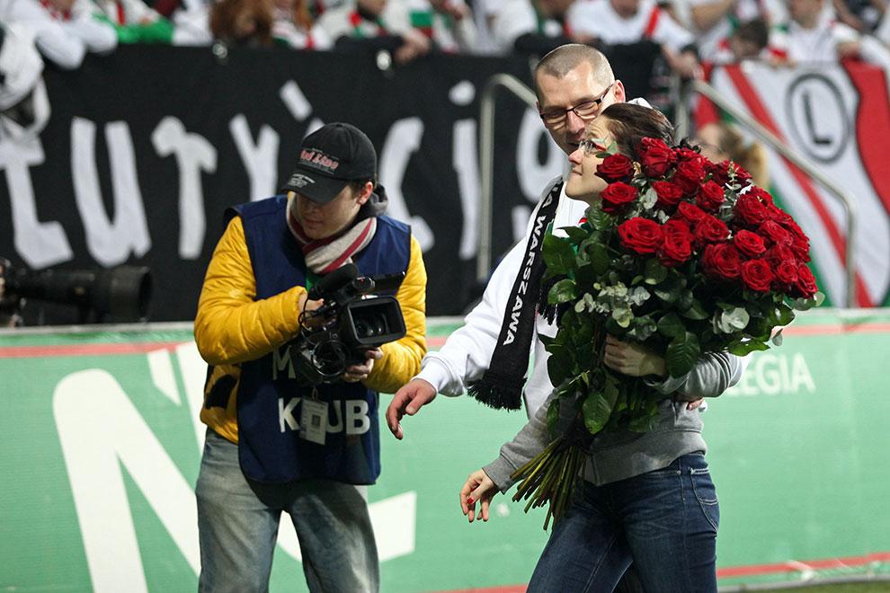 Legia Warszawa 0-0 Polonia Warszawa - fot. Piotr Galas (zdjęcie 40 z 64)