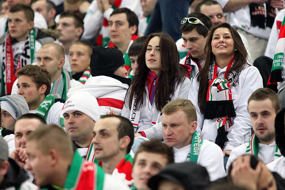 Legia Warszawa 0-0 Polonia Warszawa - fot. Piotr Galas (zdjęcie 41 z 64)