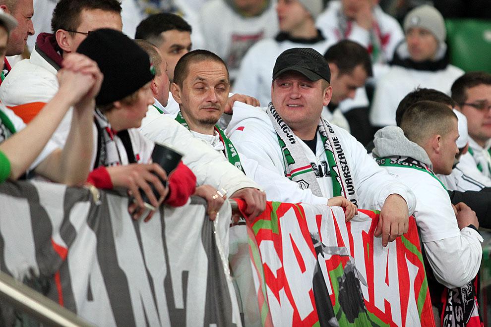 Legia Warszawa 0-0 Polonia Warszawa - fot. Piotr Galas (zdjęcie 42 z 64)