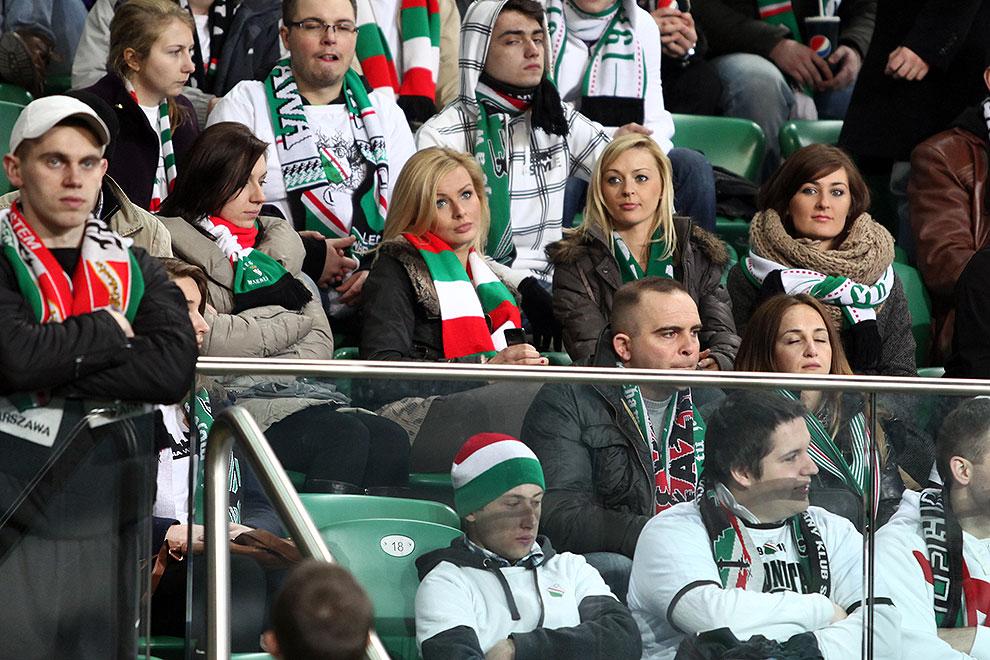 Legia Warszawa 0-0 Polonia Warszawa - fot. Piotr Galas (zdjęcie 43 z 64)